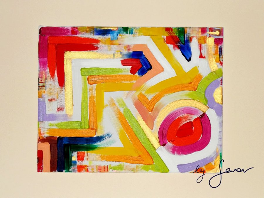 Painting No. 8 by Swav