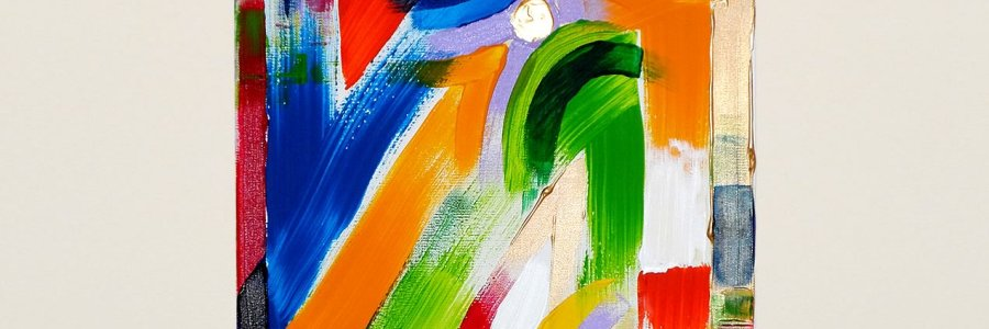 The Power of Change, Painting No. 12 by Swav
