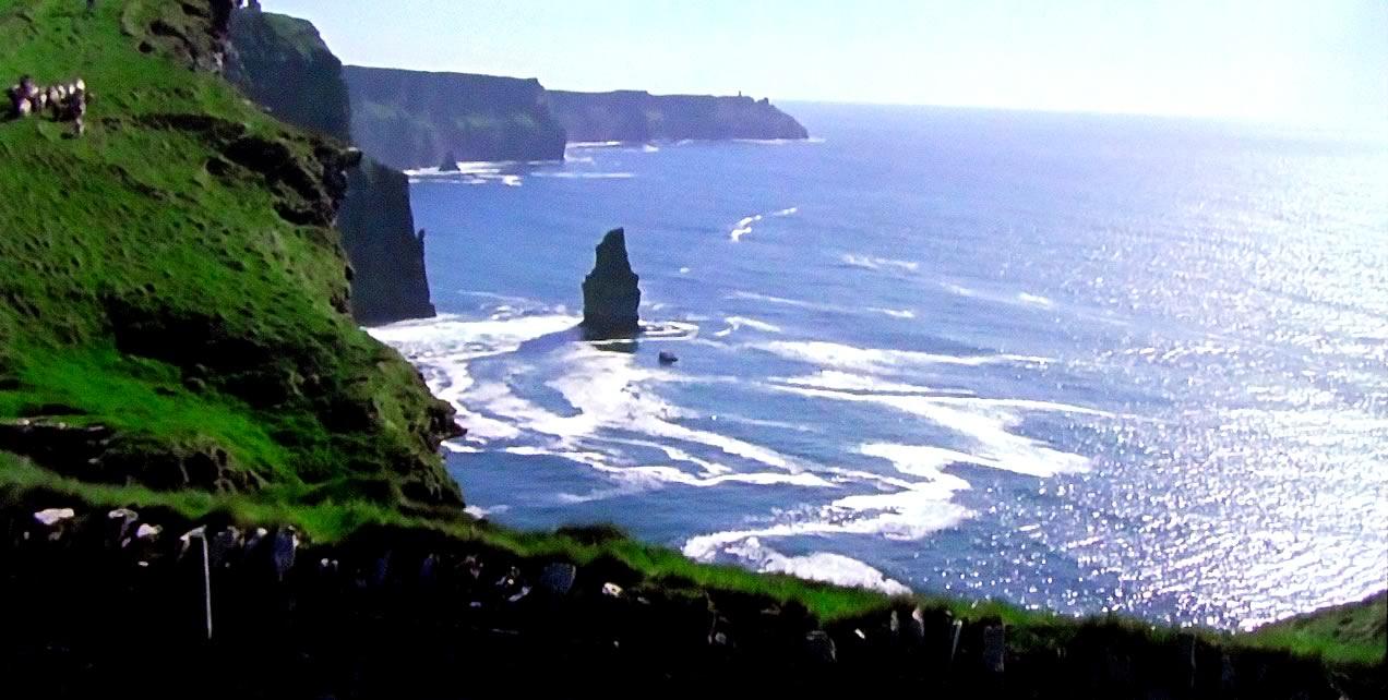 The spirit of adventure, Ireland