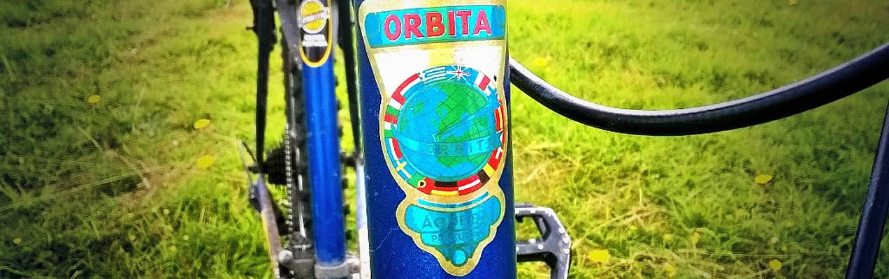 Orbita portuguese bike for fun purposes