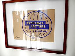 Exchange Letters Worldwide - Initiative by Swav