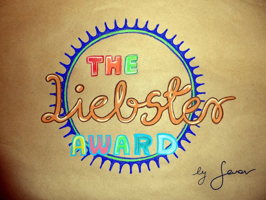 the liebster award by swav