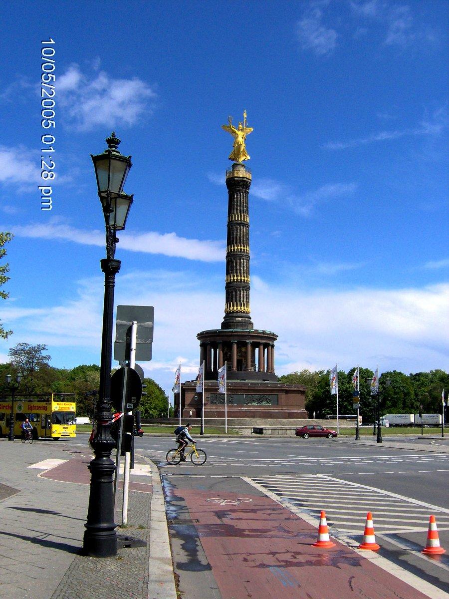 Berlin, 10 years ago