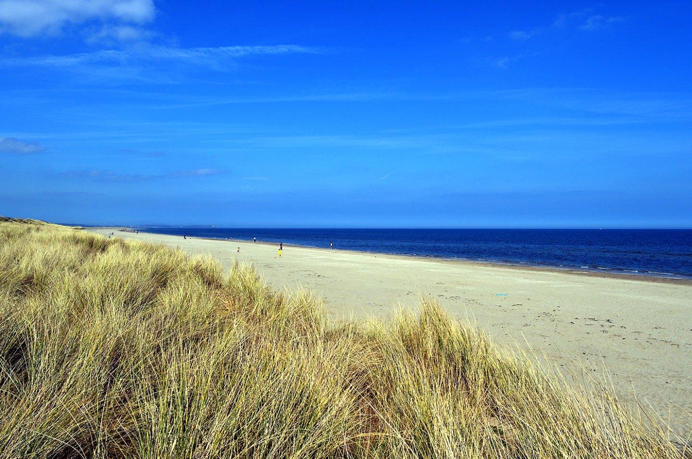 Bettystown Beach, Co. Meath, Ireland