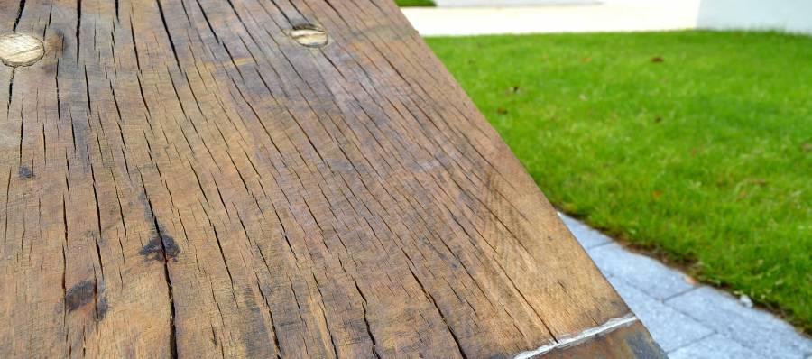 Oak wood wide in Co. Laois